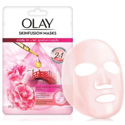 Camellia Sheet Mask