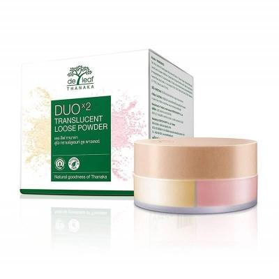 Duo Translucent Powder