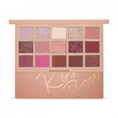 Play Color Eye Palette : Rose Bomb