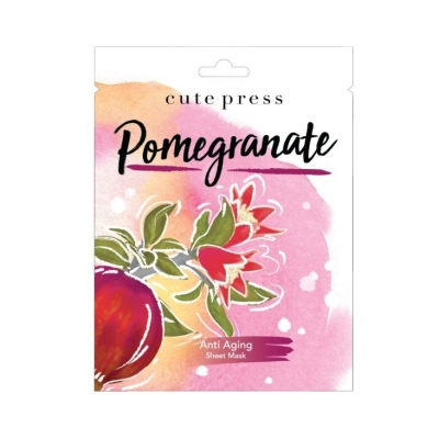 Pomegranate Anti Aging Mask