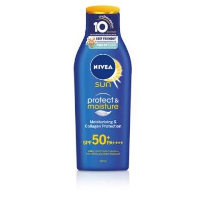 Sun Protect & Moisture Body SPF50 PA++++