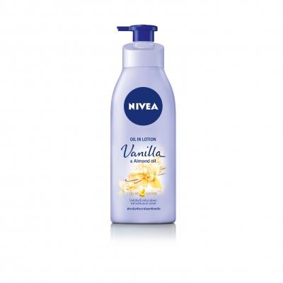Oil In Lotion Vanilla & Almond Oil