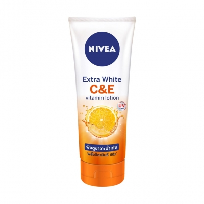 Extra White C&E Vitamin Lotion