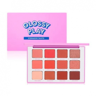 Glossy Play Collection Piece Matching Shadow Palette
