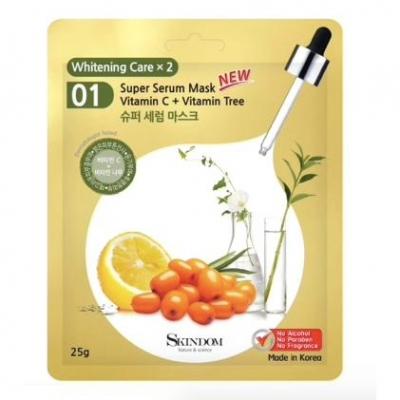 Super Serum Mask Vitamin C Vitamin Tree