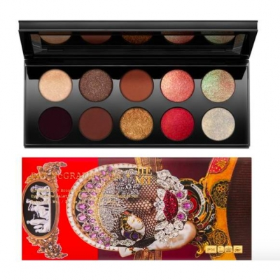 Pmg X The Met Mothership V Eye Palette