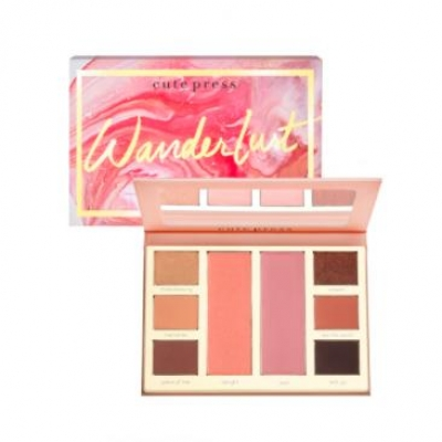 Wanderlust Day To Night Palette