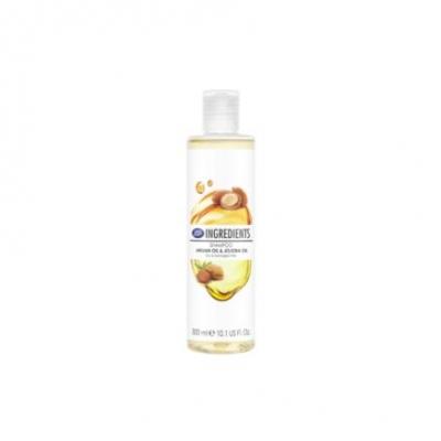 Ingredients Shampoo Argan Oil & Jojoba Oil