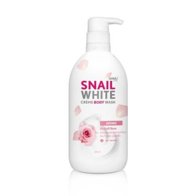 Crème Body Wash Aroma Rashall Rose
