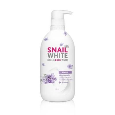 Crème Body Wash Aroma Swiss Lavender