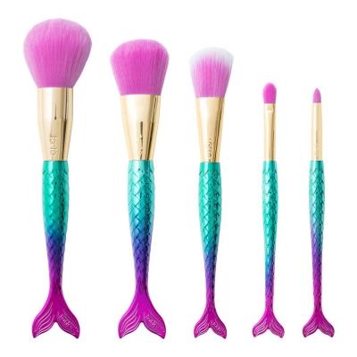 Minutes To Mermaid Brush Set