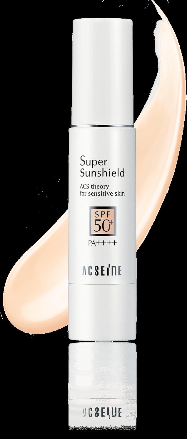 ACSEINE Super Sunshield EX SPF50+ PA++++