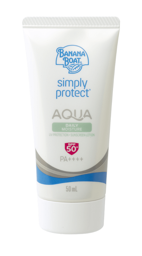Aqua Daily Moisture UV Protection Sunscreen Lotion SPF50+ PA++++