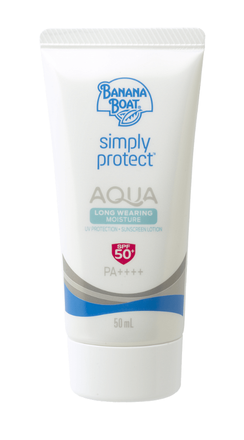 Aqua Long Wearing Moisture UV Protection Sunscreen Lotion SPF50+ PA++++