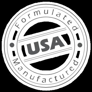 Formulated USA Manufactured