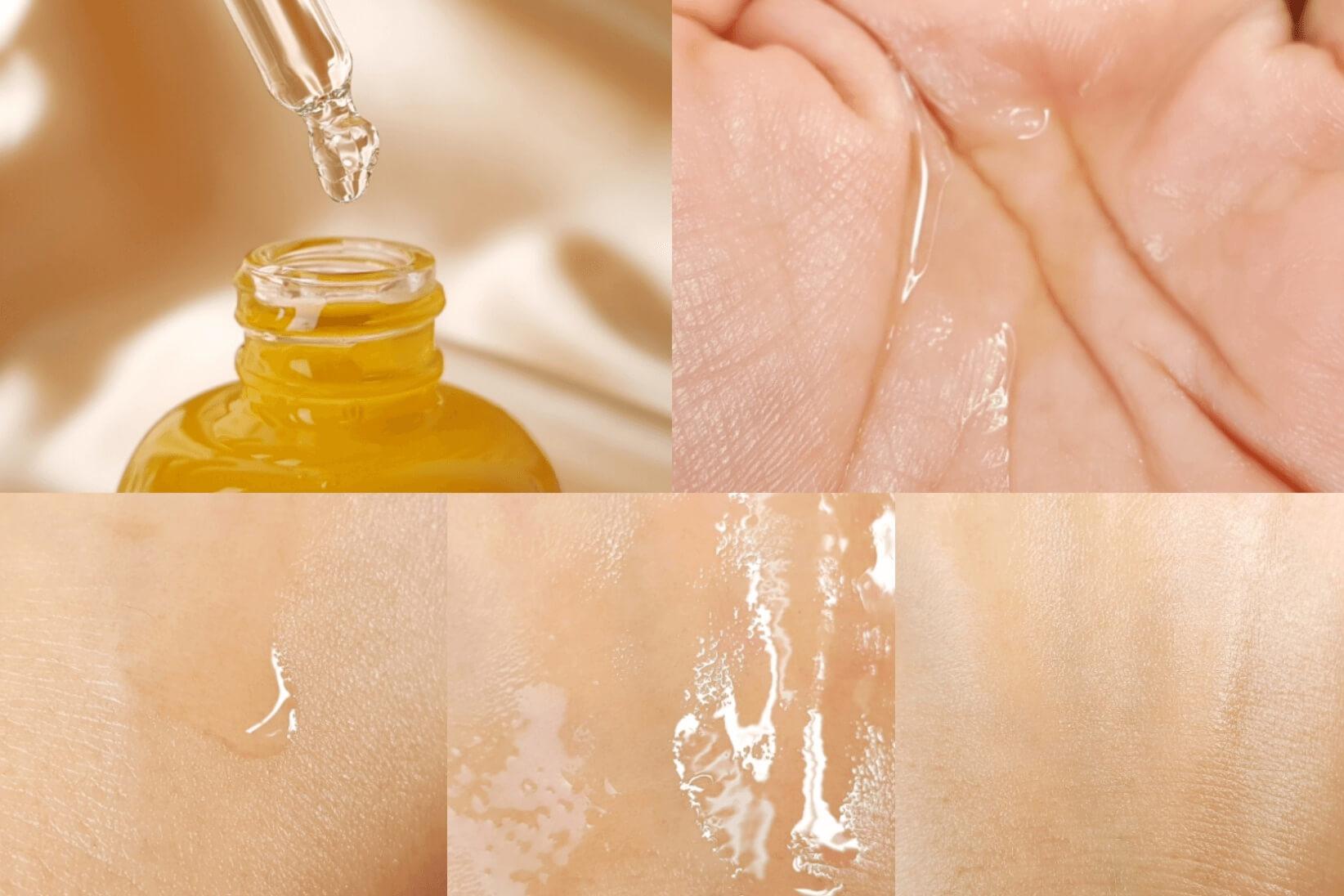 ใช้ Divine Youth Face Oil เป็น Pre-Serum ก่อนลงบำรุงในขึ้นตอนต่อไป