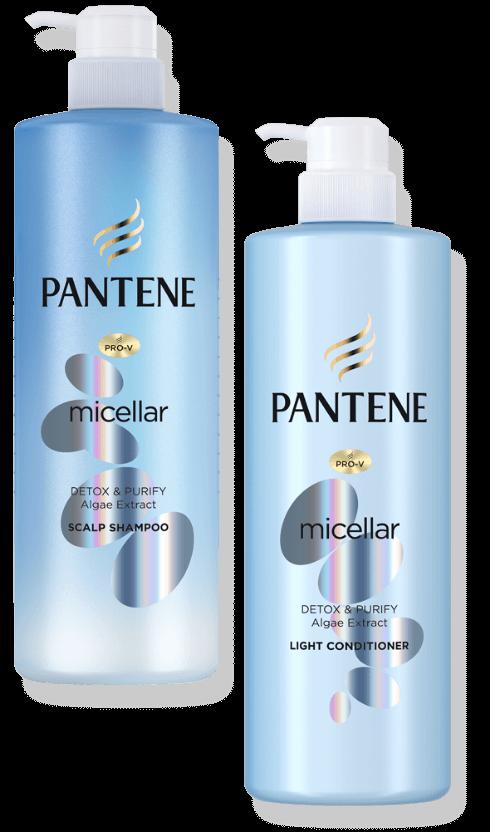 PANTENE micellar - Detox & Purify