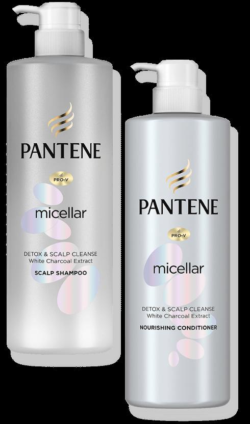 PANTENE micellar - Detox & Scalp Cleanse