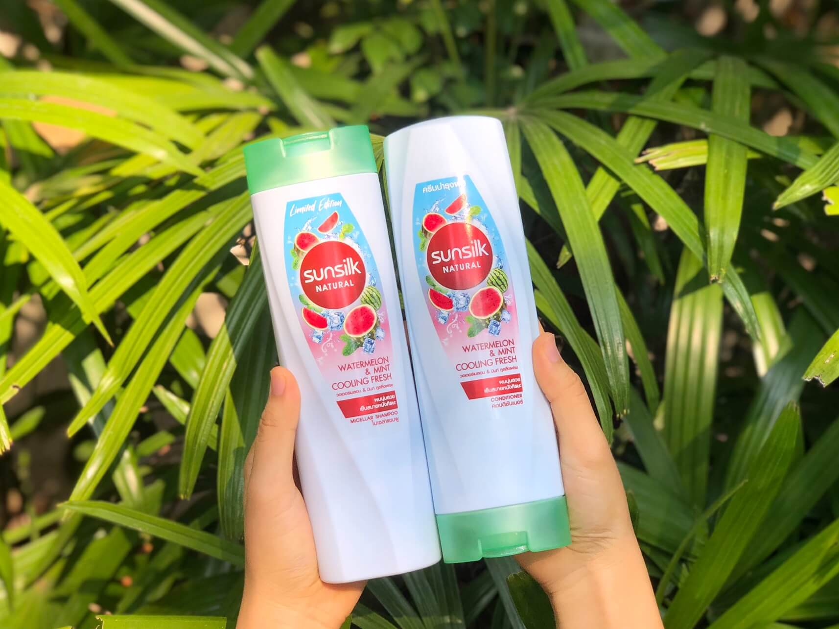 Sunsilk Natural Watermelon & Mint Cooling Fresh