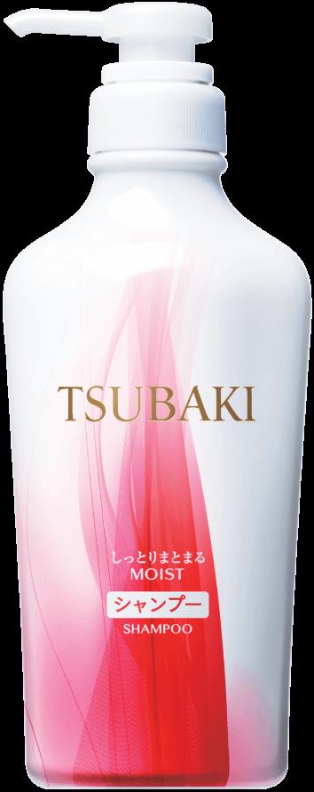 TSUBAKI MOIST SHAMPOO