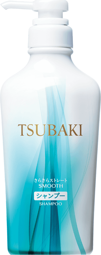 TSUBAKI SMOOTH SHAMPOO