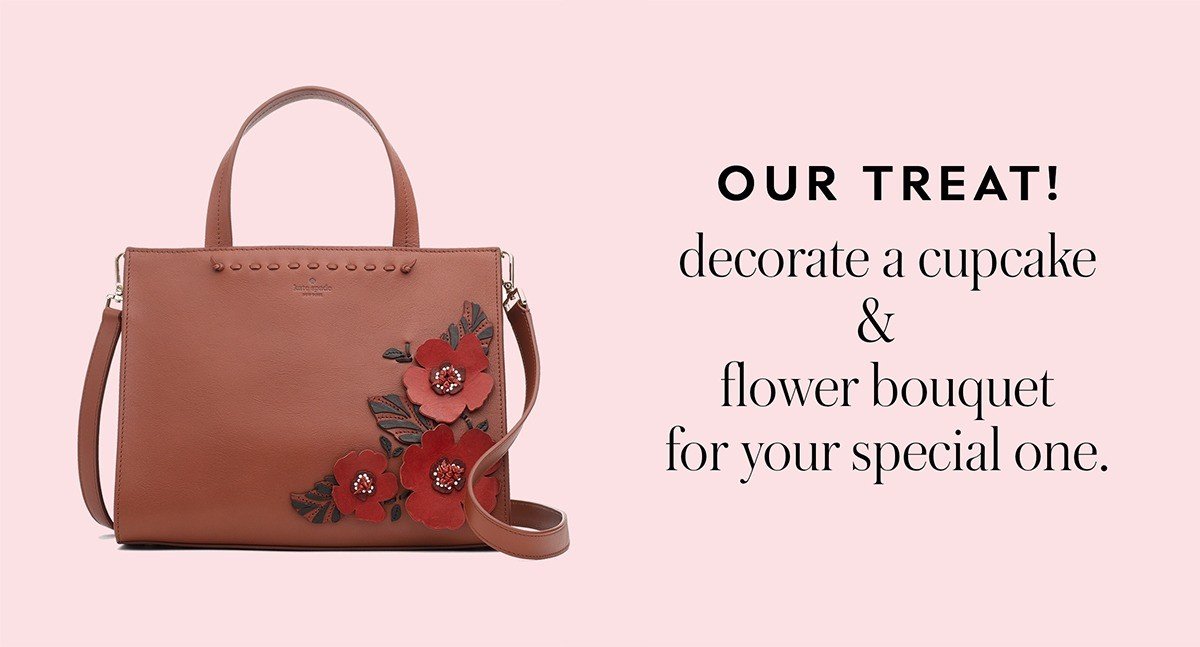kate spade new york mother's day special treat!