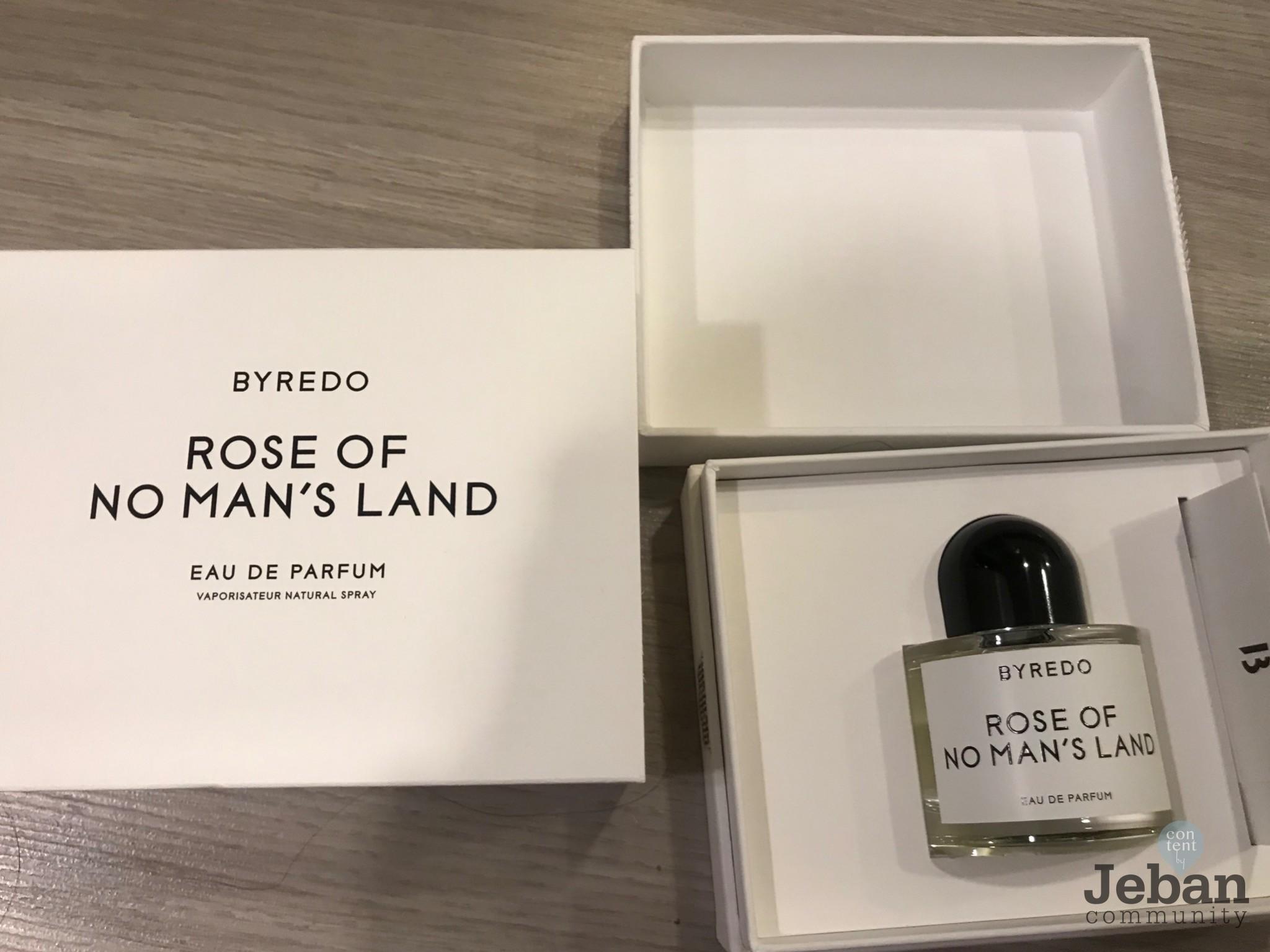 Haul À¸™ À¸³à¸«à¸à¸¡ Byredo À¸à¸¥ À¸™ Rose Of No Man S Land