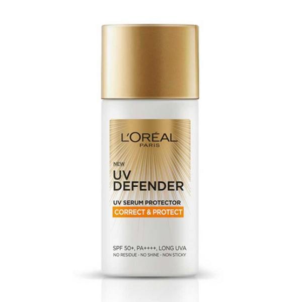 UV Defender Correct & Protect SPF50+ PA++++ Long UVA