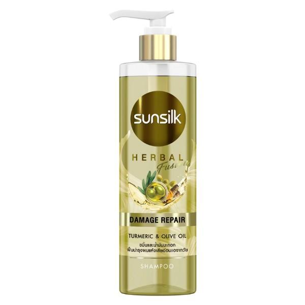 Herbal Fusion Damage Repair Shampoo