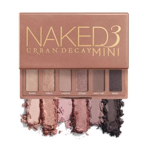 Naked3 Mini Eyeshadow Palette