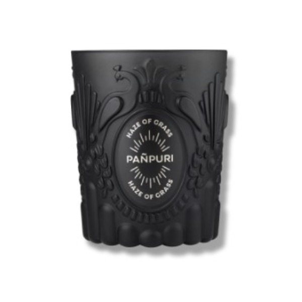 Voyage of Curiosities Haze of Grass Perfume Candle