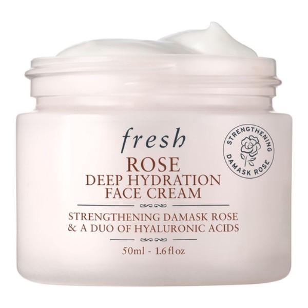 Rose Deep Hydration Face Cream Moisturizer