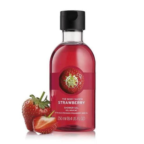 Strawberry Bath & Shower Gel