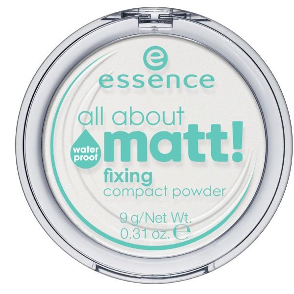 All About Matt! : Fixing Compact Powder