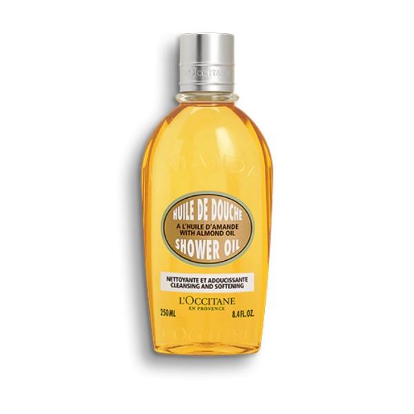 Almond : Shower Oil