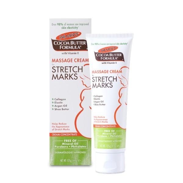 Cocoa Butter Formula : Massage Cream for Stretch Marks