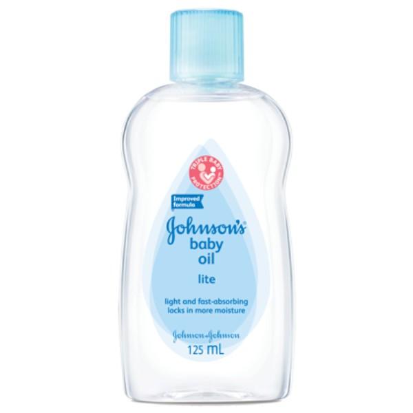 Baby Oil Lite