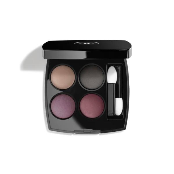 Les 4 Ombres De Chanel : Quadra Eye Shadow