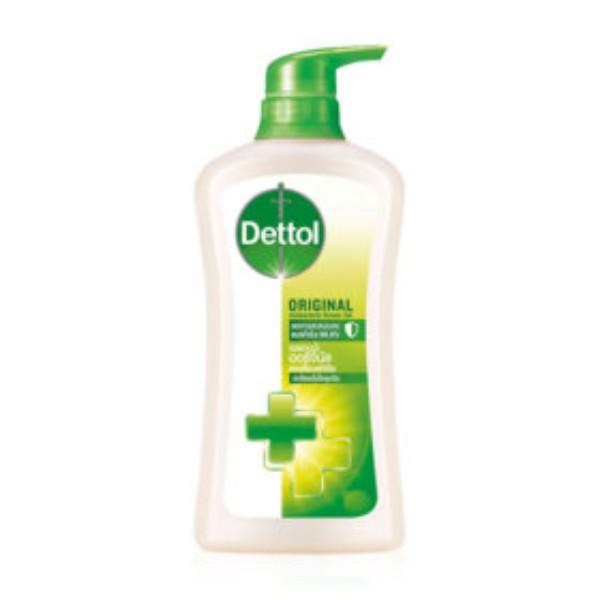 Shower Gel Anti Bacteria