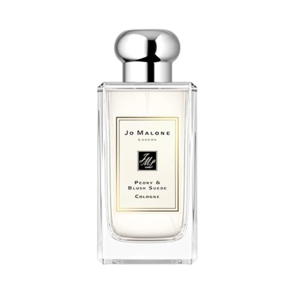 The Peony & Blush Suede Cologne