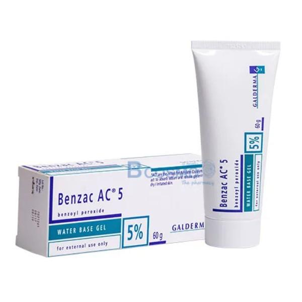 Benzac AC Gel 5%