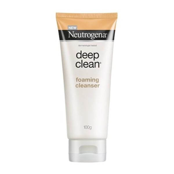 Deep Clean Foaming Cleanser
