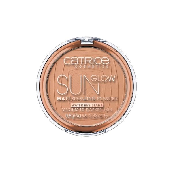 Sun Glow Matt Bronzing Powder