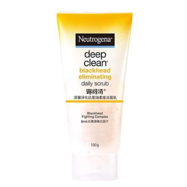 Deep Clean Blackhead Eliminating Daily Scrub