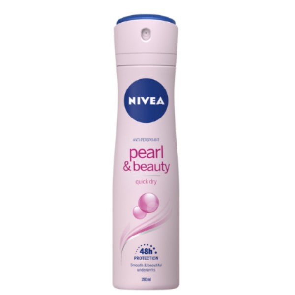 Deo Pearl & Beauty : Spray
