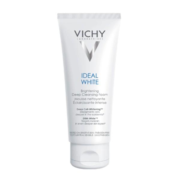 Ideal White : Brightening Deep Cleansing Foam