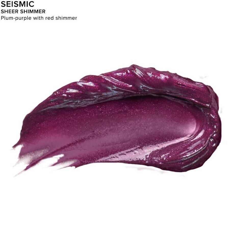 SEISMIC (SHEER SHIMMER)