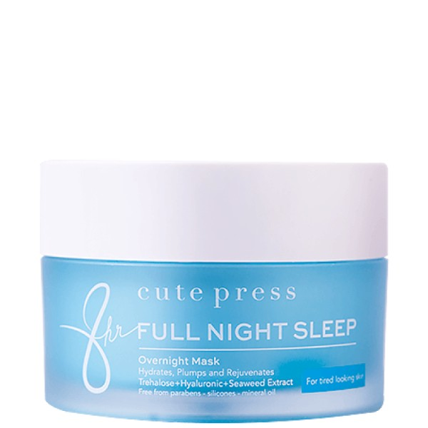 8 Hr Full Night Sleeping Overnight Mask