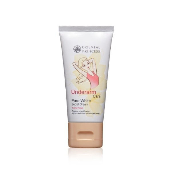 Underarm Care Pure White Secret Cream Enriched Formula