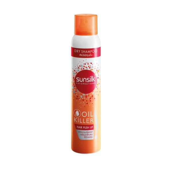 Oil Killer Hair Push-up Dry Shampoo
